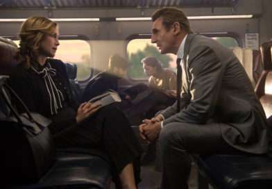"Liam Neeson is at it again with ""The Commuter"""