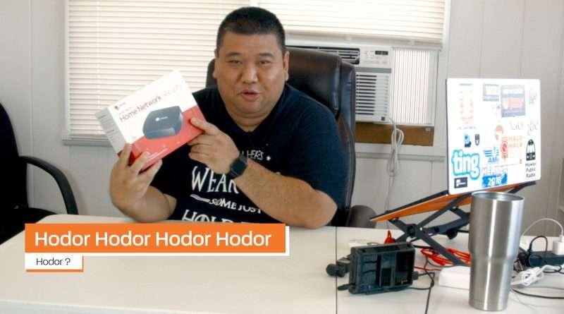 Hodor Hodor Hodor Hodor